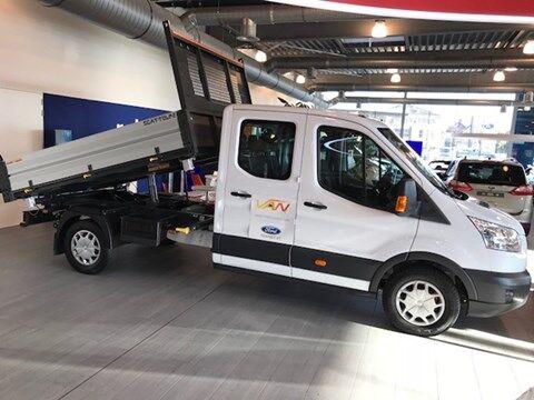 Ford Transit 0km -met 3-zijdig kippende laadbak!!! 5/5