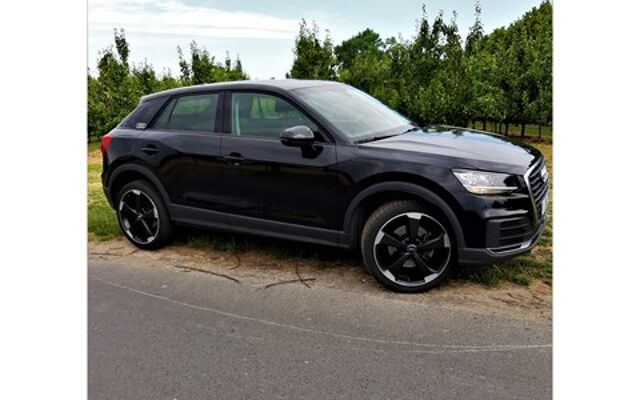 Audi Q2 Full option*Euro6*DAB radio