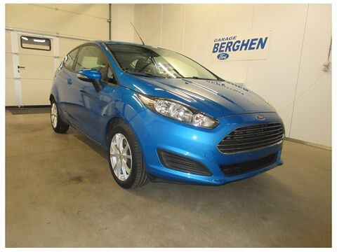 Ford Fiesta 1.0i  65 PS / 48 kW 3d  Trend 5v
