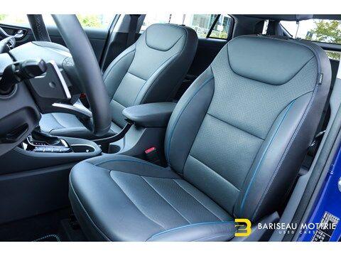 Hyundai Ioniq 1.6 PLUG IN HYBRID *GPS*LEDER*SENSOREN*CAMERA*