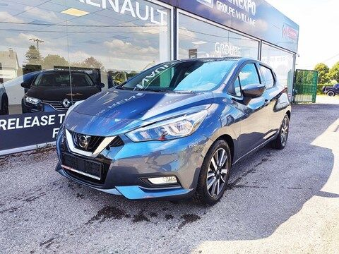 Nissan Micra New IG-T N-Connecta