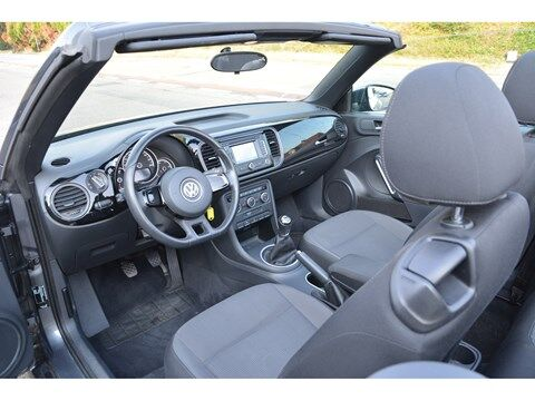 Volkswagen Beetle Cabrio 1.2 TSI CABRIO * NAVI * PDC VOOR+ACHT. WINDSCHERM * DIGI AIRCO ENZ.