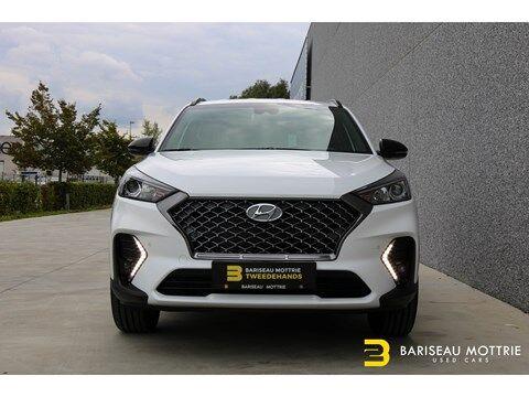 Hyundai Tucson 1.6 TURBO BENZINE N-LINE *DAGINSCHRIJVING*GPS*DAB+*SENSOREN*CAMERA*ALU VELGEN*CARPLAY*AUTO AIRCO*
