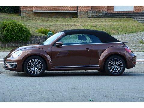 """Volkswagen Beetle Cabrio 1.2 TSi """"ALLSTAR"""" SPECIAL.NAVI/CAMERA 2 JAAR GARANTIE"""