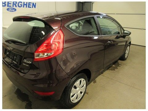 Ford Fiesta 1.25i  60 PS / 44 kW 3d Trend 5v