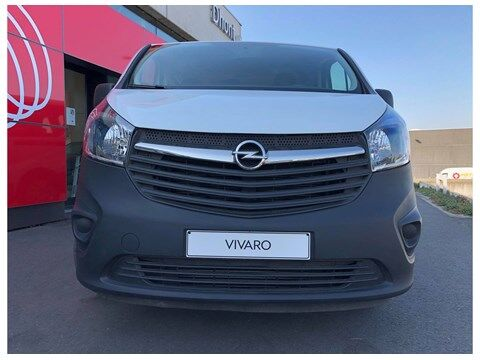 Opel Vivaro Combi 9pl L1H1 1.6 diesel 120 pk + gps