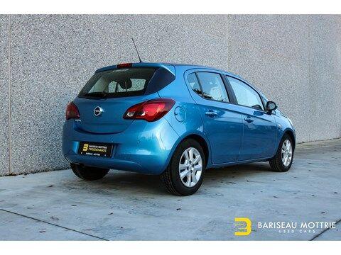 Opel Corsa 1.4i ENJOY *SENSOREN ACHTER*AIRCO*INTELLILINK*LEDER STUUR*
