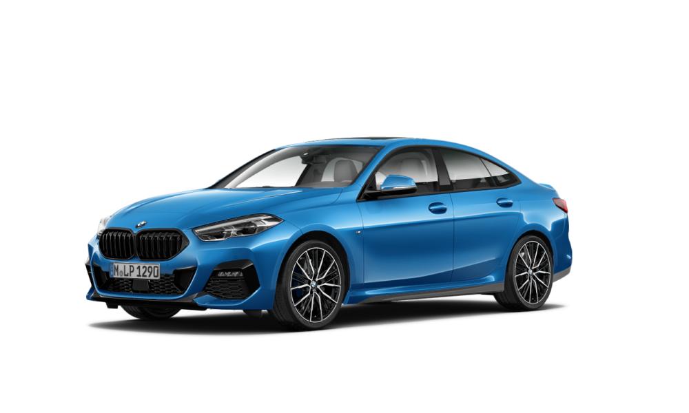 BMW 218i Gran Coupé 1/2