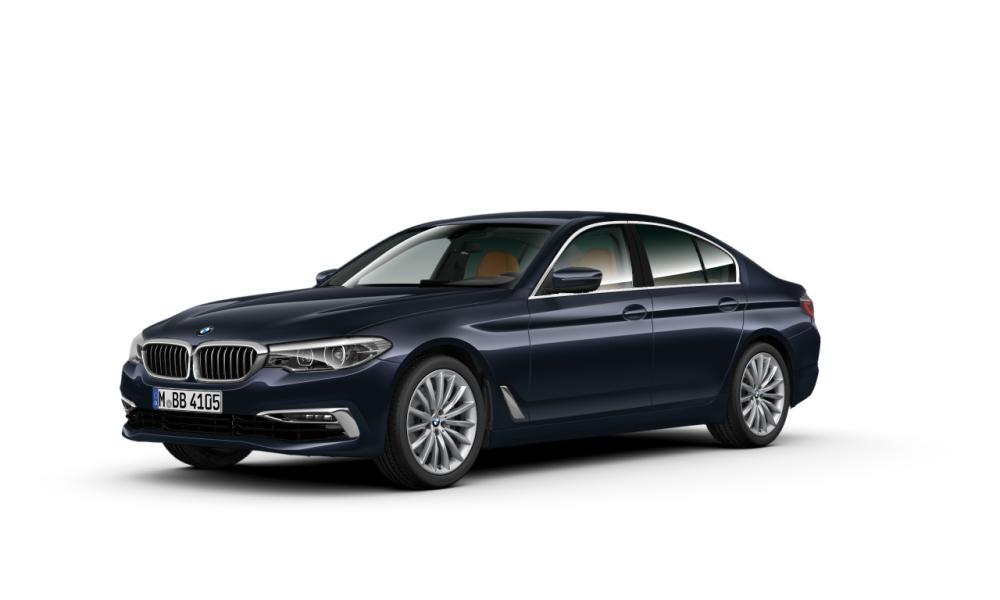 BMW 520 Saloon 1/2