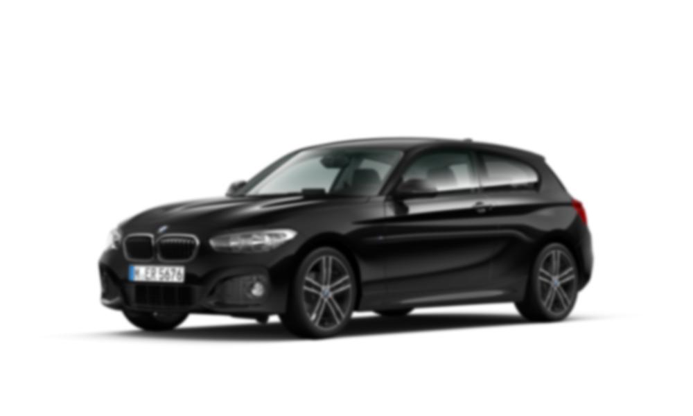 BMW 118 3-door