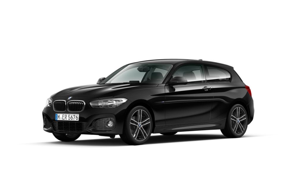 BMW 118 3-door 1/2