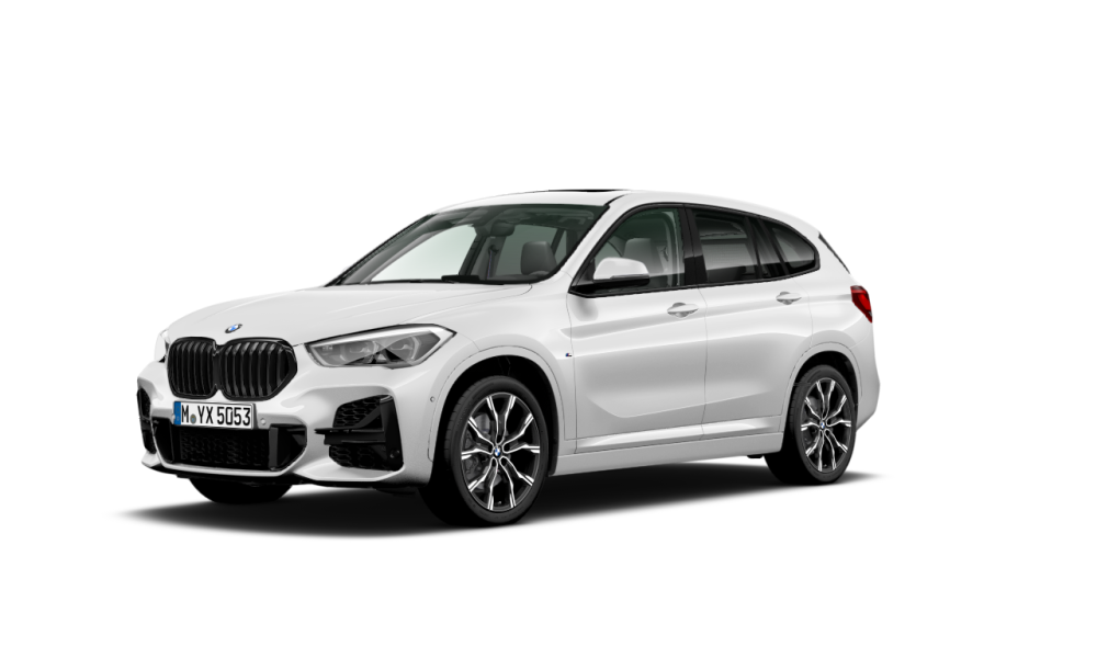 BMW X1 sDrive16dA 1/2