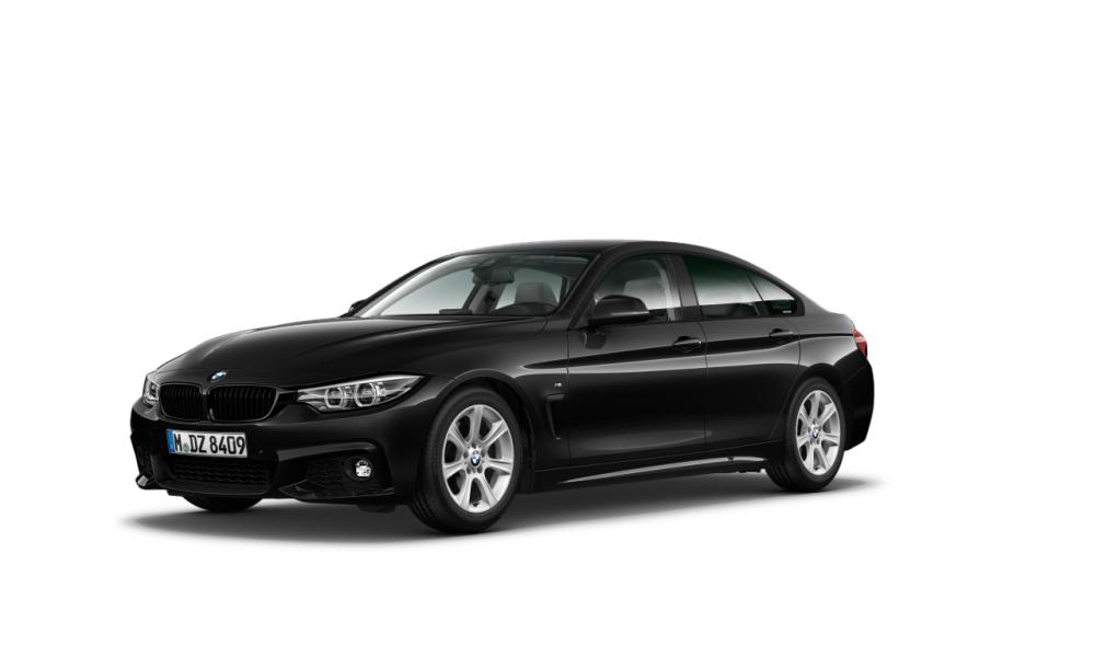 BMW 418i Gran Coupé 1/2