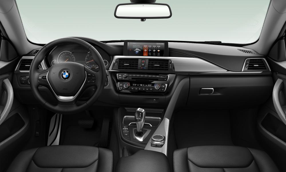 BMW 418i Gran Coupé 2/2