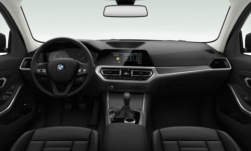 BMW 330e Berline