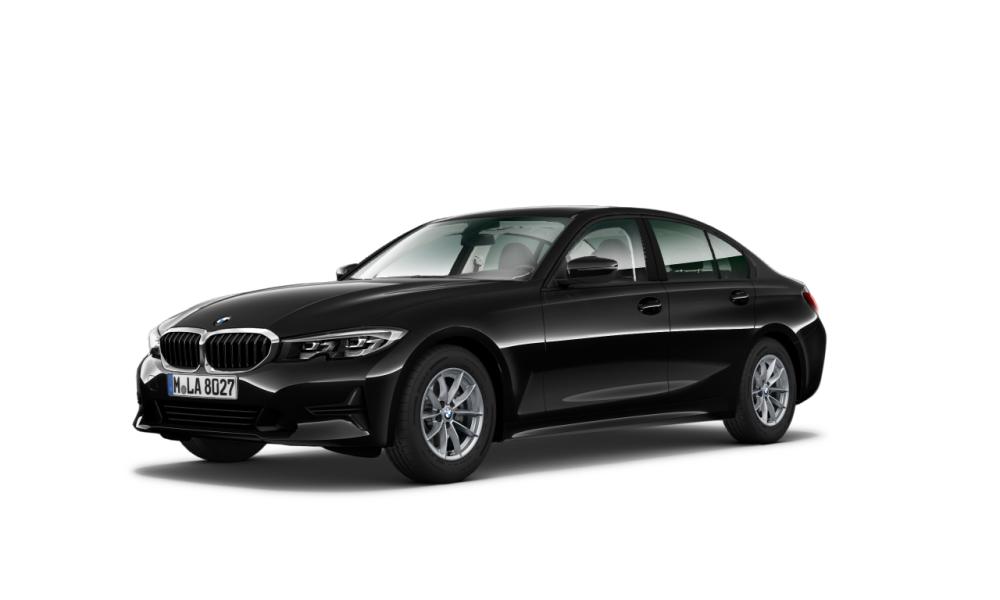 BMW 318d Berline