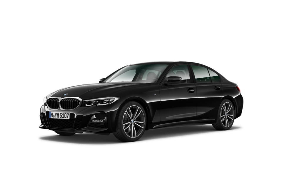 BMW 320d Berline
