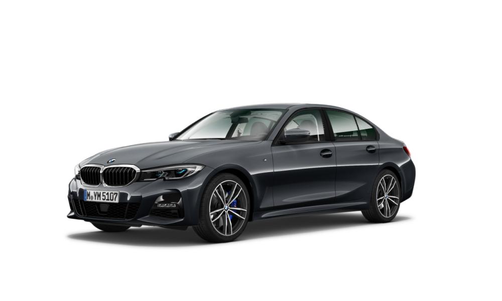 BMW 320 Saloon 1/2