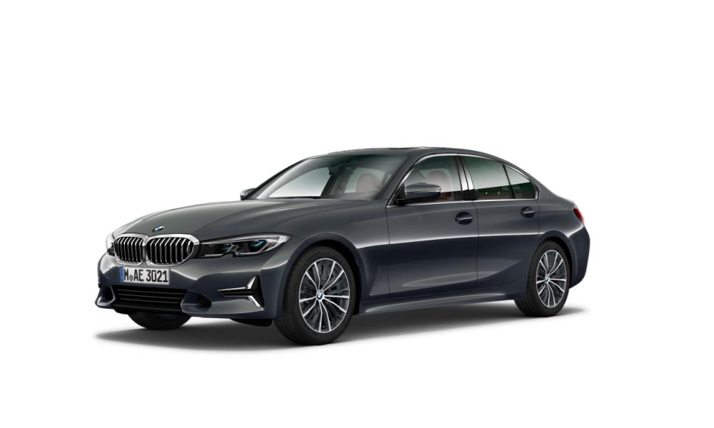 BMW Série 3 1/2