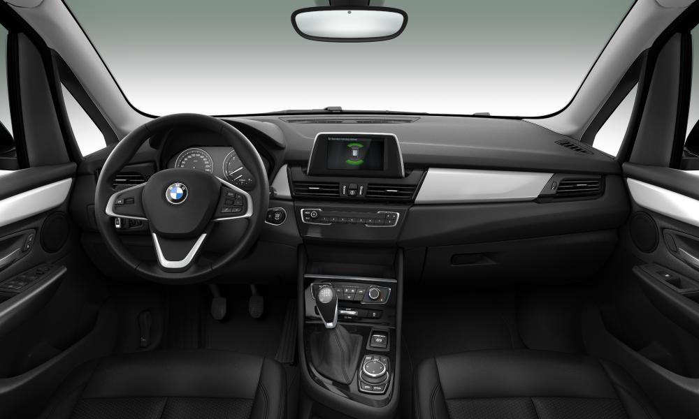 BMW 218 Active Tourer 2/2