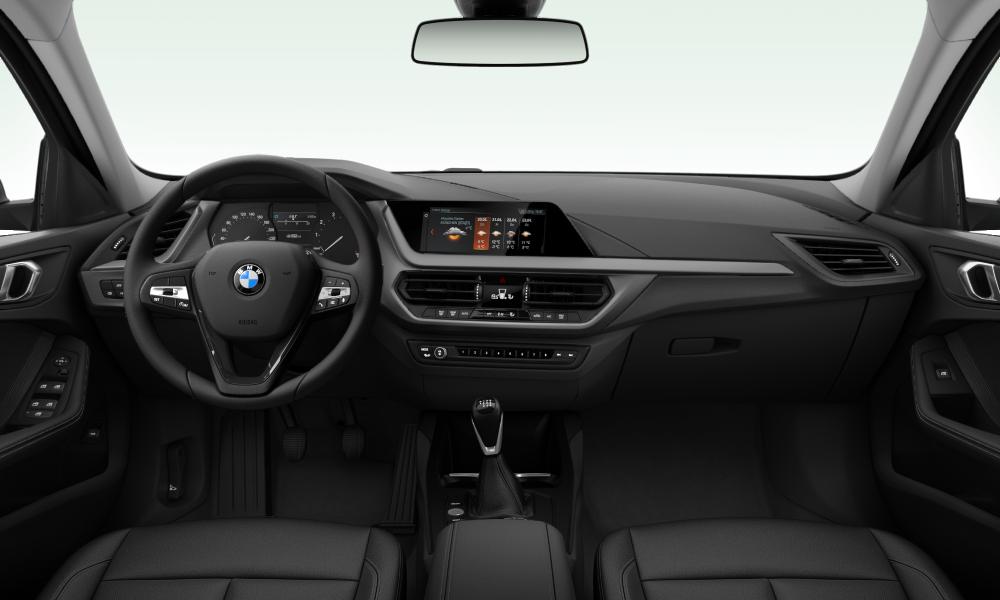 BMW 118 5-door