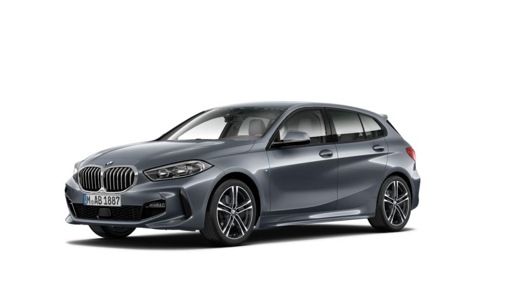 BMW 118 5-door 1/2