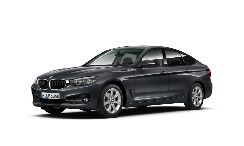 BMW 318 Gran Turismo 1/2