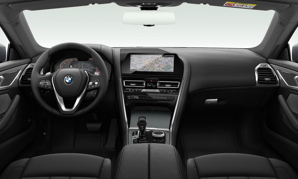 BMW 840i Cabrio