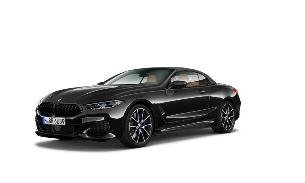 BMW Série 8 1/2