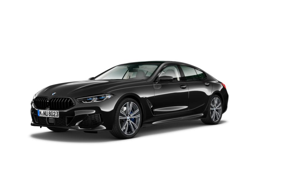 BMW 8 Series 1/2
