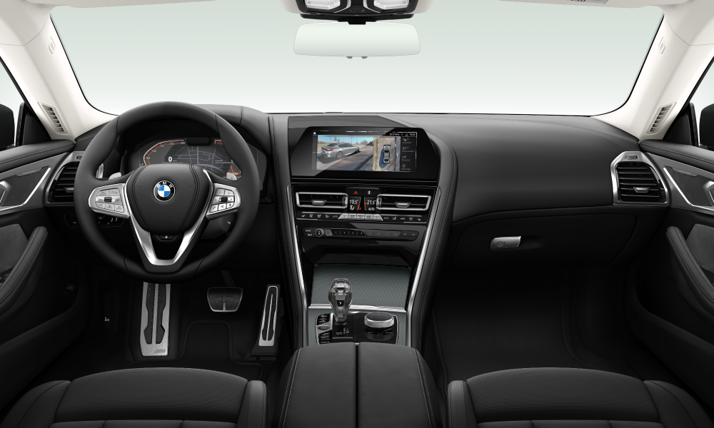 BMW 8 Series 2/2