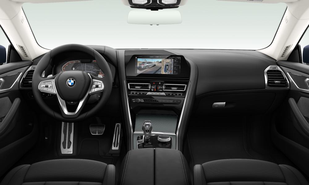 BMW 840i xDrive Gran Coupé