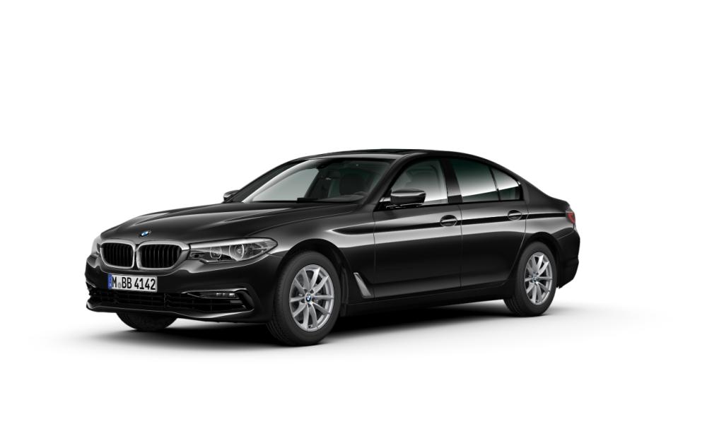 BMW Série 5 1/2
