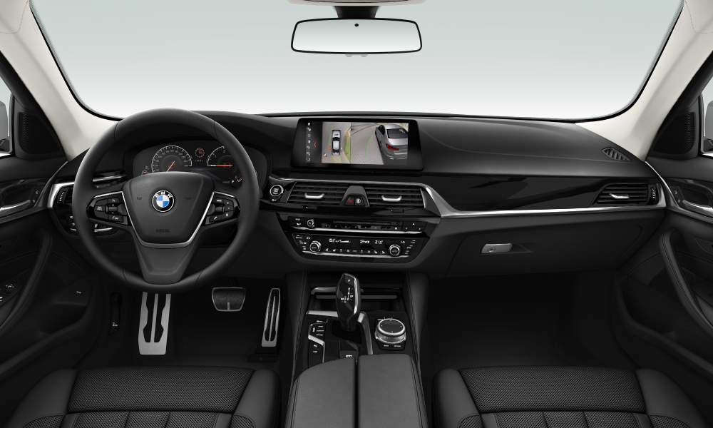 BMW 520 Saloon 2/2