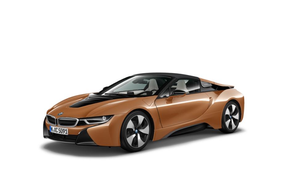 BMW i8 1/2
