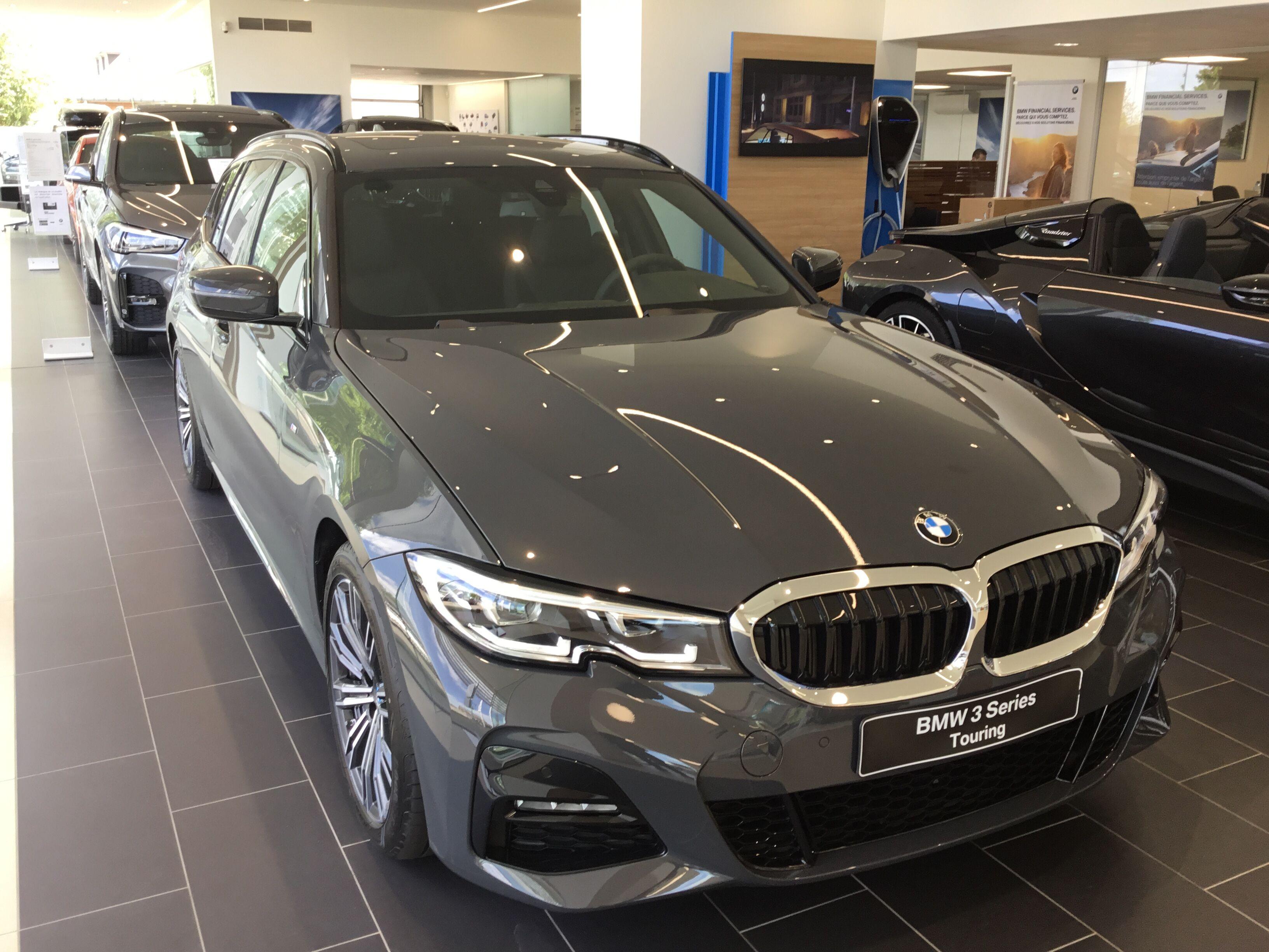 BMW 318 Touring