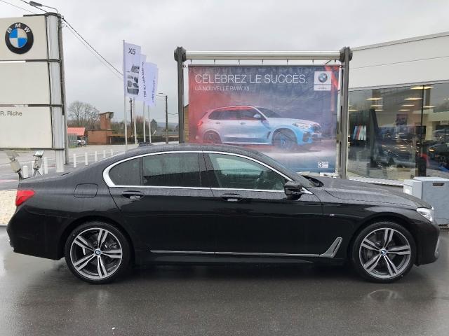 BMW 730 Saloon 8/15