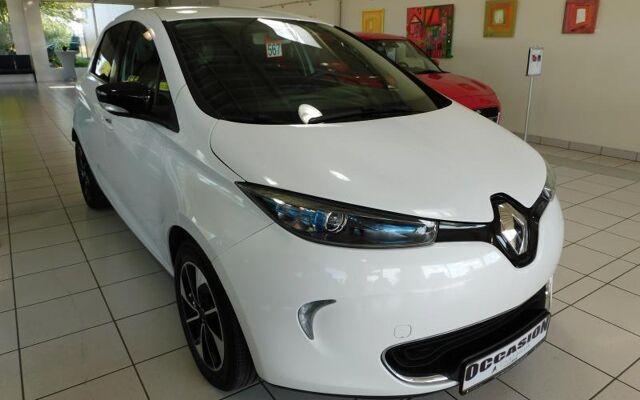 Renault ZOE é Intens ELECTRIQUE