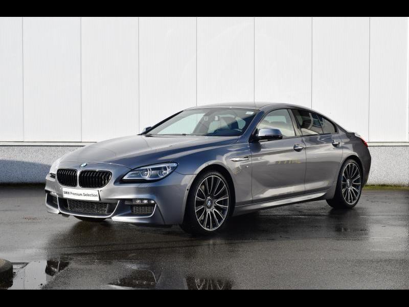 BMW 6 Reeks i xDrive 4.0i 3.0 1/29
