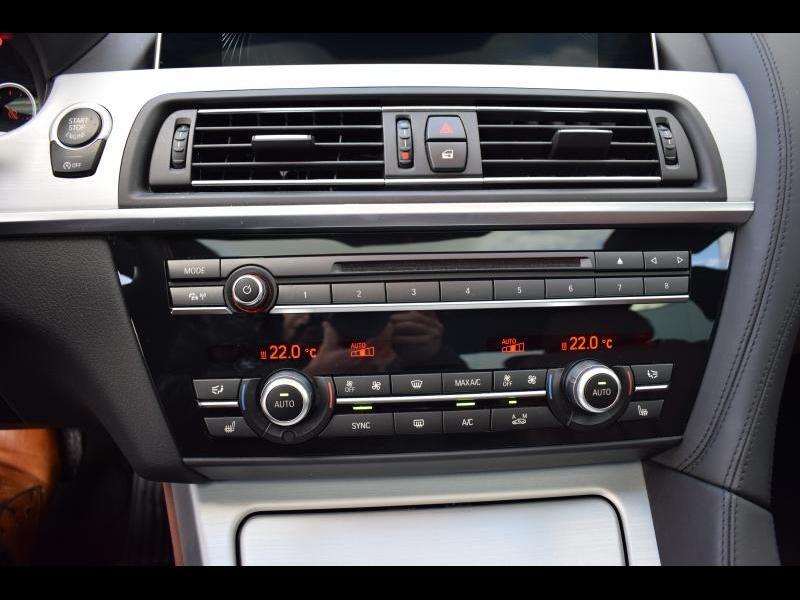 BMW 6 Series Gran Coupé 40d 20/25