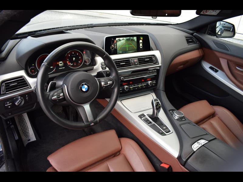 BMW 6 Series Gran Coupé 40d 11/25