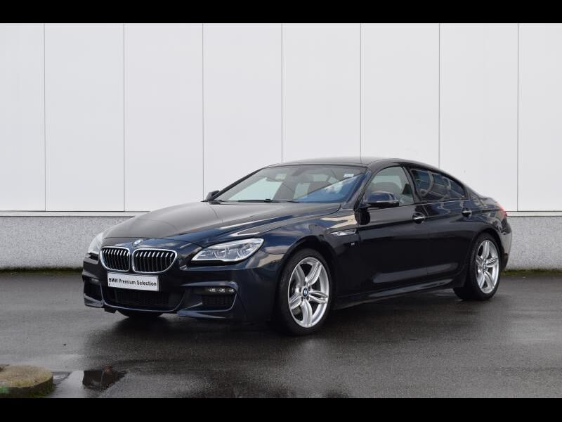 BMW 6 Series Gran Coupé 40d 1/25