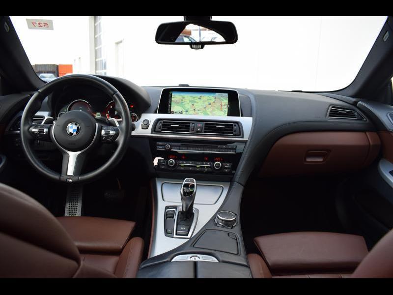 BMW 6 Series Gran Coupé 40d 12/25