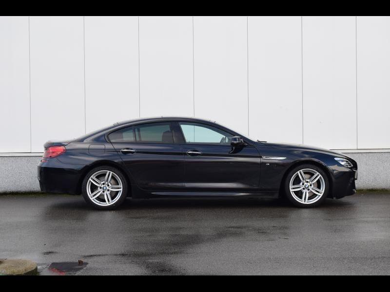 BMW 6 Series Gran Coupé 40d 3/25