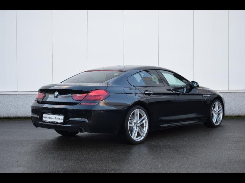 BMW 6 Reeks 640d M Sport 640d gran coupe 2/24