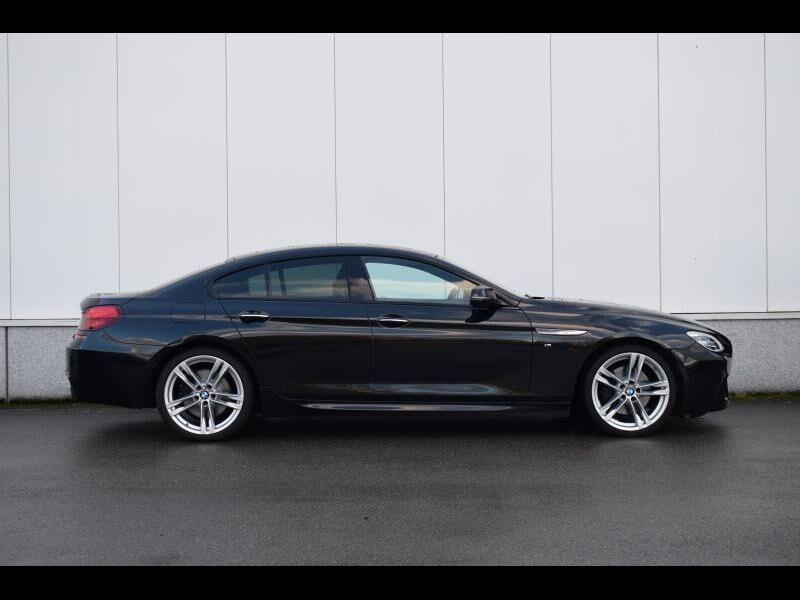 BMW 6 Reeks 640d M Sport 640d gran coupe 3/24