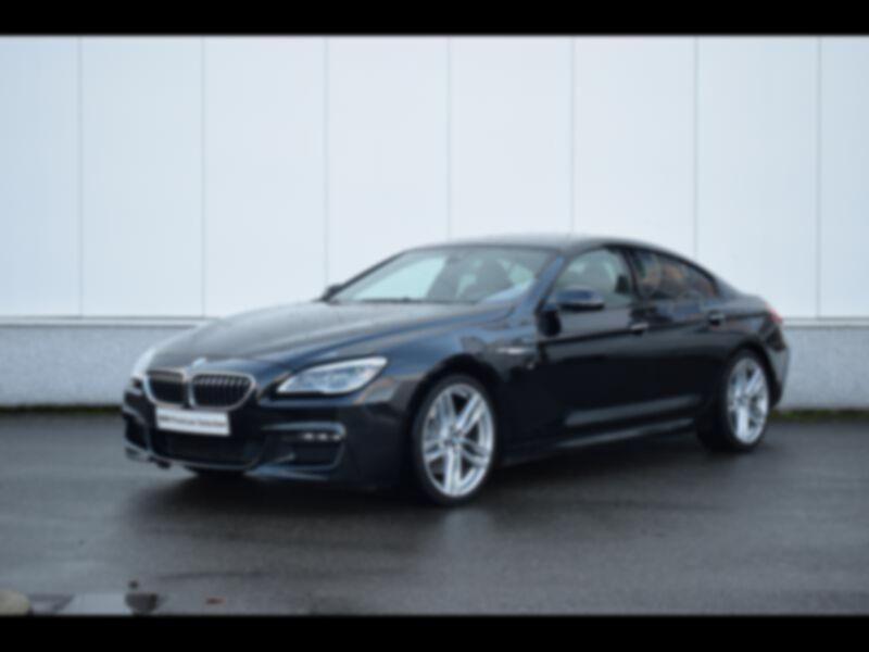 BMW 6 Reeks 640d M Sport 640d gran coupe