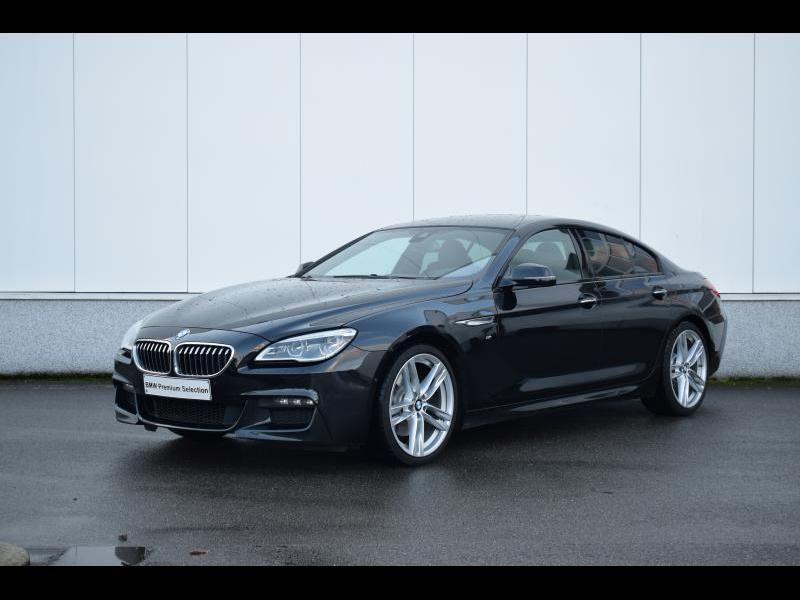 BMW 6 Reeks 640d M Sport 640d gran coupe 1/24