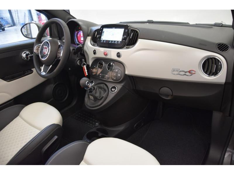 Fiat 500 C Star Edition HYBRID | 32% KORT 1.0 Hybride 14/15