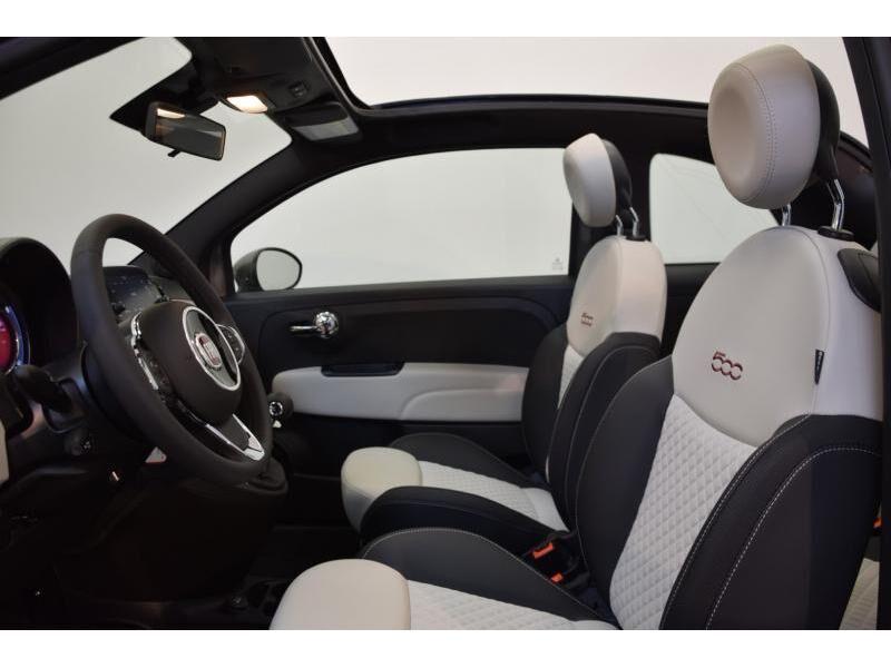 Fiat 500 C Star Edition HYBRID | 32% KORT 1.0 Hybride 9/15